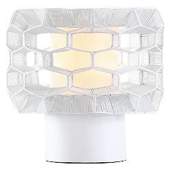 Honeycomb LED Table Lamp