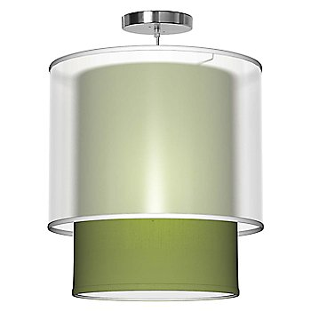 Shown in Silk Verde shade