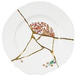 Kintsugi Dinner Plate