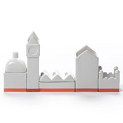 Desktructure - City Desk Organizer
