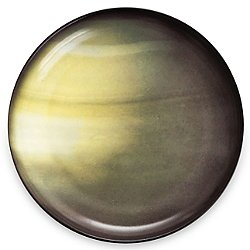 Cosmic Diner Dessert Plate - Saturn