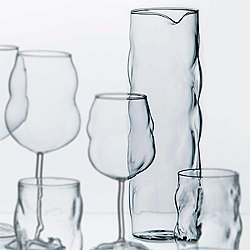 Glass from Sonny Carafe