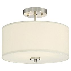 Alexander Semi-Flush Mount Ceiling Light