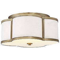 Makenzie Semi-Flush Mount Ceiling Light
