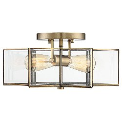 Mathew Semi-Flush Mount Ceiling Light