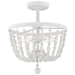 Hadley Semi-Flush Mount Ceiling Light