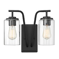 Charlie Cylindrical Outdoor Wall Light