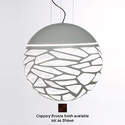 Kelly Pendant Light (Coppery Bronze/Small) - OPEN BOX RETURN