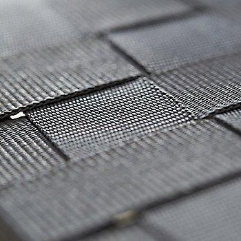 Grey Strap fabric