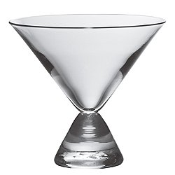 Geo Stemless Martini