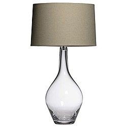 Warren Glass Table Lamp