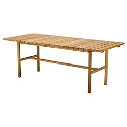 DJURO Rectangular Table