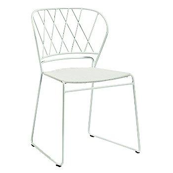Shown in White with Sunbrella White Seat color