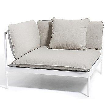 Light Grey Sunbrella Sling / Light Grey frame finish