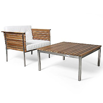 Pictured with the HARINGE Lounge Chairs (sold separately)