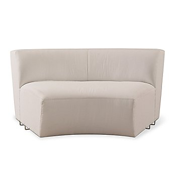 Champagne Sectional Wedge