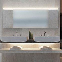 Stiletto Lungo 48 Inch LED Wall Bar (Satin White/48) - OPEN BOX