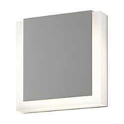Sqr Outdoor LED Wall Sconce