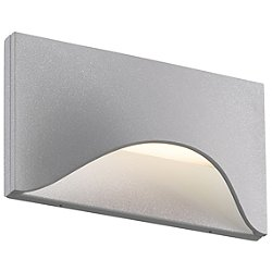 Tides Low Outdoor LED Wall Sconce