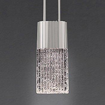 Bright Satin Aluminum finish