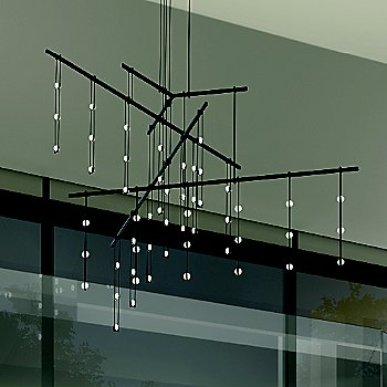 Shown in Crystal Ladder Light