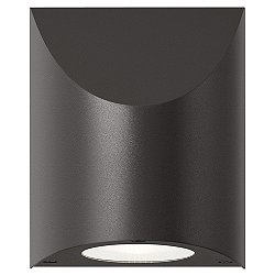 Shear Outdoor LED Wall Sconce (Bronze/Lg) - OPEN BOX