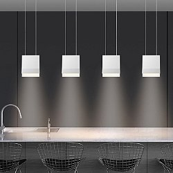Lambda LED Pendant Light
