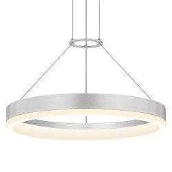 Corona LED Pendant Light (Aluminum/Small) - OPEN BOX RETURN