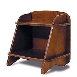 Aero Small Bookcase