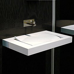 Floating Lotus Sink