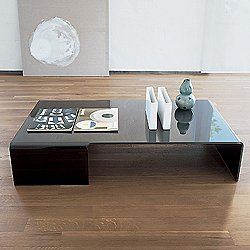 Spider Low Rectangular Coffee Table