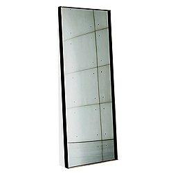 "Visual Mirror - Rectangular Mocha (74""W X 31""H/Extra Light Mirror) - OPEN BOX RETURN"