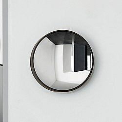 Sail Mirror - Round Concave 12 -Inch Dia