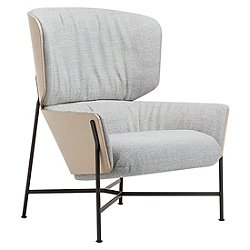 Caristo High Back Armchair