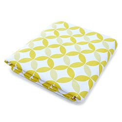 Tops Organic Fitted Crib Sheet