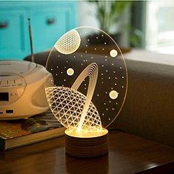 Galaxy LED Table Lamp