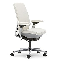Amia Leather Design Option Office Chair