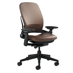 Leap Leather Office Chair