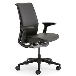 Redesigned Think Leather Office Chair