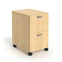 Currency Mobile Pedestal File Cabinet