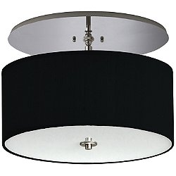 Classique Semi-Flush Mount Ceiling Light