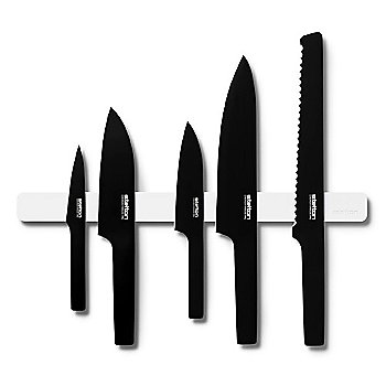 Pure Black knife collection