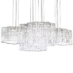 Selene SPU16 LED Multi-Light Pendant Light