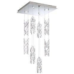 Turns LED Multi-Light Pendant Light