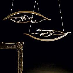 Courbé Duet LED Pendant Light