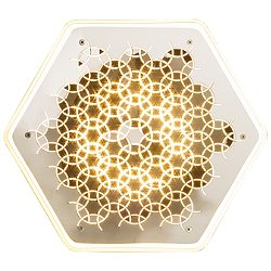 Tesselation LED Wall Sconce