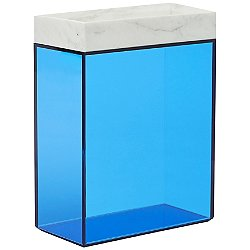 Lid Tall Glass Storage