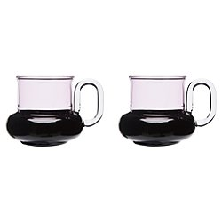 Bump Tea Cup Set of 2