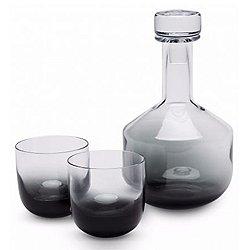 Tank Whiskey Set, Black