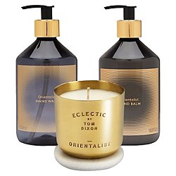 Orientalist Scented Candle Gift Set, Medium